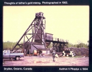 Thoughts of Father's Gold Mining