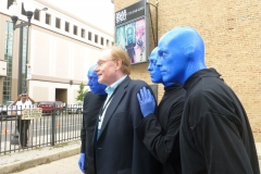 2013 Blue Man Group Art Competition