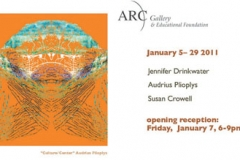ARC invitation card