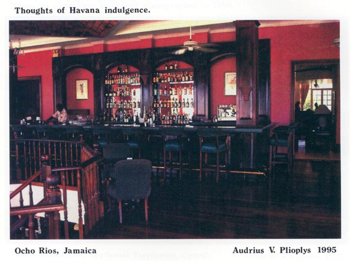 Thoughts of Havana indulgence.
