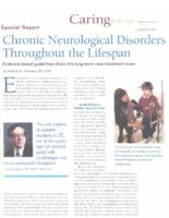"Kathleen K. Frampton, ""Chronic neurological disorders throughout the lifespan"""