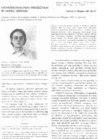 Monoclonaliniai prieskuniai ir nervu sistema. Medicina (Chicago). 69:8-10, 1987