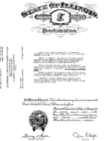 Proclamation by Jim Edgar, Governor of the State of Illinois, February 14, 1994