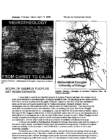 "Algimantas Kezys, ""The Scope of Audrius Plioplys' Art Work Expands"", Draugas, Chicago, IL, April 15, 2000"