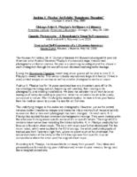 """Audrius V. Plioplys' Art Exhibit Symphonic Thoughts"", muziejiai.lt, elta.lt, May 2005"