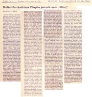Draugas, January 16, 1988
