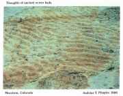 Thoughts of Ancient Ocean Beds