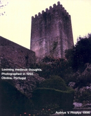 Looming Medieval Thoughts